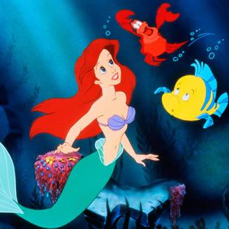 Little Mermaid: April 20 @ 7:00pm, April 21 @ 2:00pm & 6:00pm